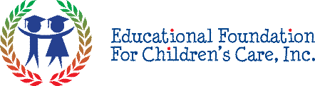 Education Foundation for Children's Care Inc. Logo